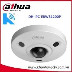 Camera IP Fisheye IPC-EBW81200P 12.0 Megapixel