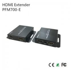 Bộ chuyển HDMI qua dây mạng PFM700-E 60 mét