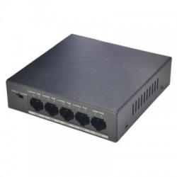 Switch PoE hai lớp PFS3005-4P-58