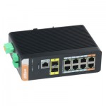 Switch PoE hai lớp PFS4210-8GT-DP