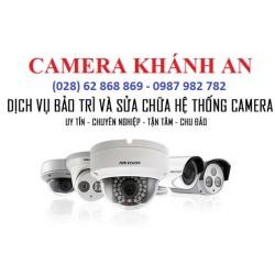Bảng giá dịch vụ bảo trì sửa chữa camera giá rẻ tại TP HCM