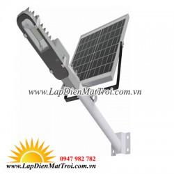 Đèn LED năng lượng mặt trời 20W LD-J20, lắp đường