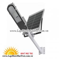 Đèn LED năng lượng mặt trời 40W LD-J40, lắp đường