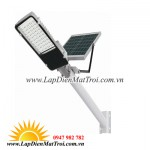 Đèn LED năng lượng mặt trời 137W LD-LDDJ50DWG, lắp đường