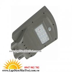 Đèn LED năng lượng mặt trời 20W LD-PZ20, lắp đường