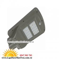 Đèn LED năng lượng mặt trời 40W LD-PZ40, lắp đường