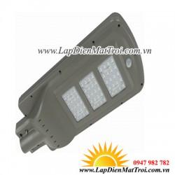 Đèn LED năng lượng mặt trời 60W LD-PZ60, lắp đường