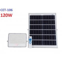 Đèn năng lượng mặt trời 120W CET-106-120W