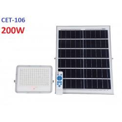 Đèn năng lượng mặt trời 200W CET-106-200W