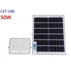 Đèn năng lượng mặt trời 50W CET-106-50W