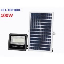 Đèn năng lượng mặt trời 100W CET-108100C