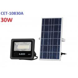 Đèn năng lượng mặt trời 30W CET-10830A