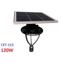 Đèn năng lượng mặt trời 120W CET-113-120W