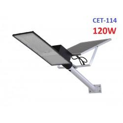 Đèn năng lượng mặt trời 120W CET-114B