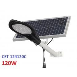 Đèn năng lượng mặt trời 120W CET-124120C