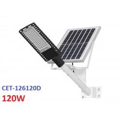 Đèn năng lượng mặt trời 120W CET-126120D