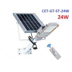 Đèn năng lượng mặt trời 24W CET-GT-ST-24W