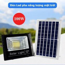 Đèn LED năng lượng mặt trời 100W LP-TH100N, LED pha