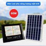 Đèn LED năng lượng mặt trời 60W LP-T60, LED pha