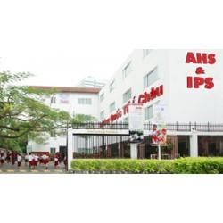 Thi công hệ thống mạng 6 cơ sở trường quốc tế Á châu