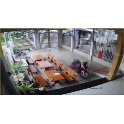 Lắp đặt camera tại Đức Hòa - Long An cho nhà riêng