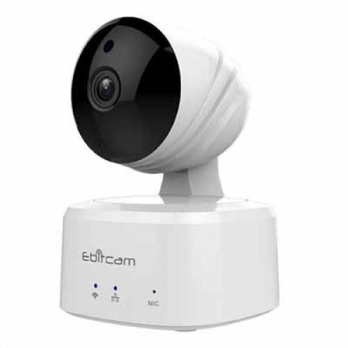 Camera Ebitcam E2 Wifi 1.0 megapixel, đại lý, phân phối,mua bán, lắp đặt giá rẻ