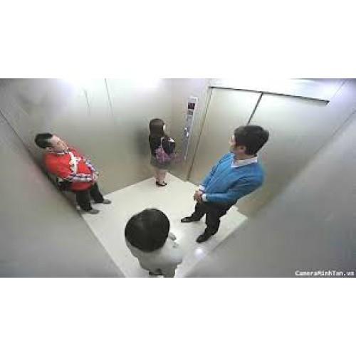 Cách lựa chọn lắp đăt camera quan sát cho thang máy