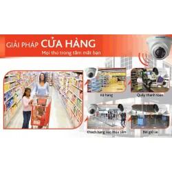 Camera giám sát - giải pháp hiệu quả, tiết kiệm chi phí dành cho gia đình quản lý cửa hàng.