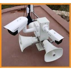 HIKVISION giới thiệu giải pháp camera giám sát kết hợp video  âm thanh ngăn chặn xâm nhập trong thời gian thực
