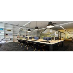 Giải pháp thiết kế thi công lắp đặt điện cho công ty văn phòng