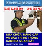 Dịch vụ bảo trì sửa chữa camera, hệ thống an ninh
