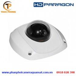 Camera IP chuẩn H.265+ 4.0M HDS-2543IRP