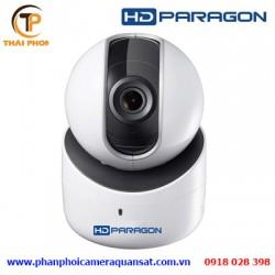 Camera Robot 2MP xoay 4 chiều HDS-PT2021IRPW