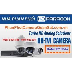 Công ty Thái Phong phân phối Camera HDPARAGON tại TPHCM và các tỉnh