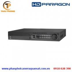 Đầu ghi hình HD-TVI 4 kênh 5MP Tur HDS-7304FTVI-HDMI/K