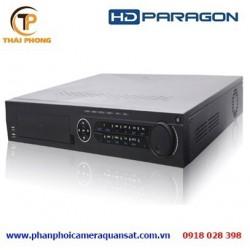 Đầu ghi IP 16 kênh HD-TVI HDS-N7716I-POE 4 SATA