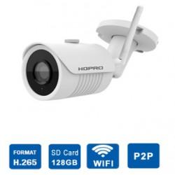 Camera HDPRO HDP-B230IPWS WIFI 2.0MP Chuẩn nén H.265+