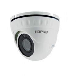 Camera HDPRO HDP-D220IP bán cầu 2.0MP, chuẩn nén H265+