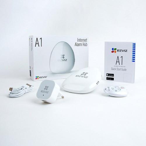 Báo động trung tâm wifi A1 CS-A1-32W APEC, đại lý, phân phối,mua bán, lắp đặt giá rẻ