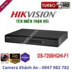 Đầu ghi camera HIKVISION DS-7216HGHI-F1 16 kênh