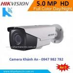 Camera HIKVISION DS-2CE16H1T-IT3Z hồng ngoại 5.0 Megapixel