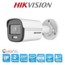 Camera ColorVu DS-2CD1027G0-L 2.0MP ban đêm có màu