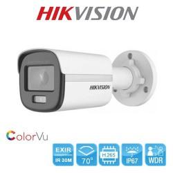 Camera ColorVu DS-2CD2047G1-L 4.0MP ban đêm có màu