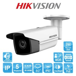 Camera HIKVISION DS-2CD2T63G0-I8 IPC hồng ngoại 5.0 MP