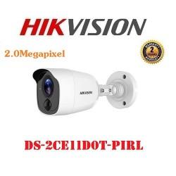 Camera HIKVISION DS-2CE11D0T-PIRL HD TVI hồng ngoại 2.0 MP