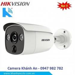Camera HIKVISION DS-2CE12D8T-PIRL HD TVI hồng ngoại 2.0 MP