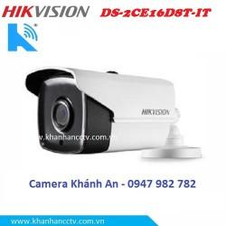 Camera HIKVISION DS-2CE16D8T-IT HD TVI hồng ngoại 2.0 MP