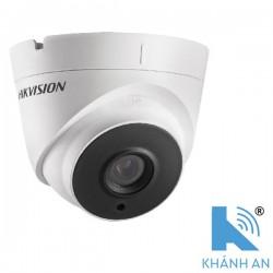 Camera HIKVISION DS-2CE56F7T-IT3 HD TVI hồng ngoại 3.0 MP