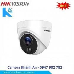 Camera HIKVISION DS-2CE71D0T-PIRL HD TVI hồng ngoại 2.0 MP