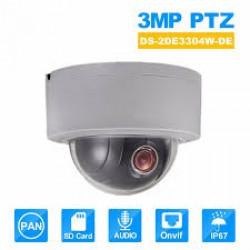Camera HIKVISION DS-2DE3304W-DE PTZ hồng ngoại 3.0 MP